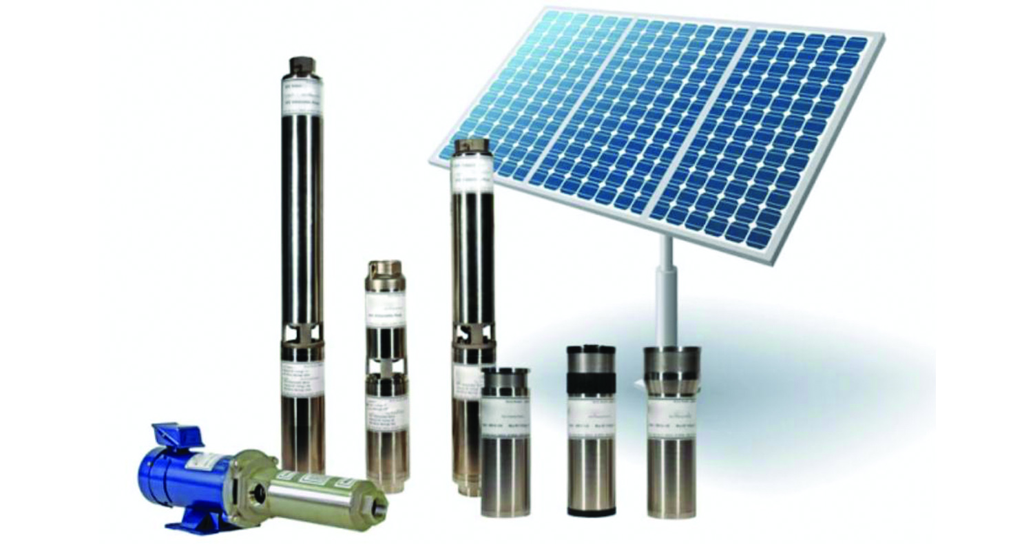 Powerpoint Systems E A Ltd Solar Water Pumping